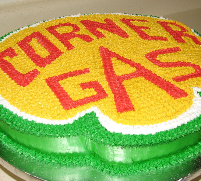 For the Corner Gas fan