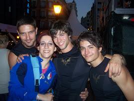 Madrid July 2008
