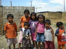 Visita y donaciones efectuadas por Peruap