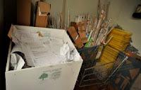 Alicante: Decenas de documentos judiciales, abandonados al alcanze de cualquiera