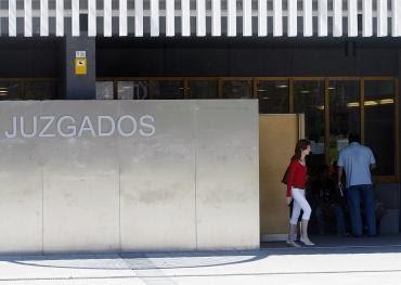 Justicia ciega burgos la nueva oficina judicial afronta for Oficinas ibercaja burgos