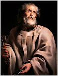 His Holiness Pope St. Peter the Apostle