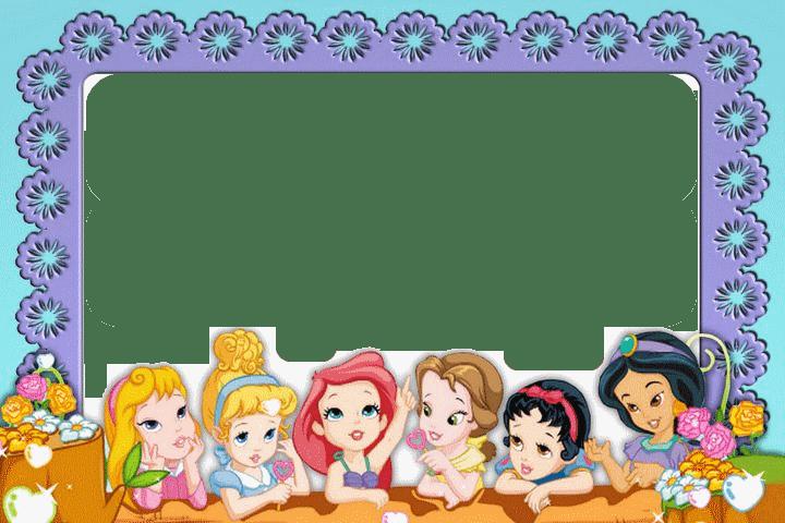 SKI?Arte Festa: Como prometido Eis aqui a Festa das princesas baby