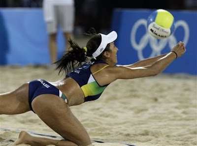 Even world champions like Misty May-Treanor are put into positions where ...