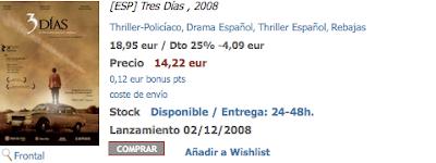 DVD s Peliculas espanolas