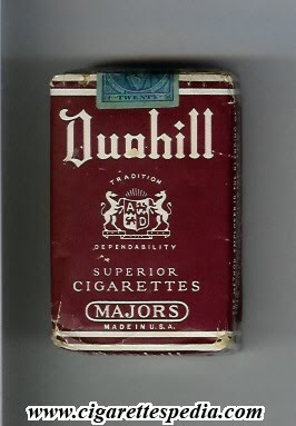 Cheap cigarettes Dunhill online from United Kingdom