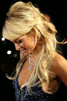 Paris Hilton admires Cheryl Cole