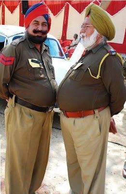 Punjab Police....