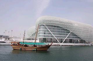Yas Marina Dubai