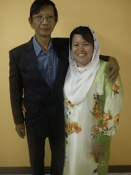 My ABAH and My IBU♥