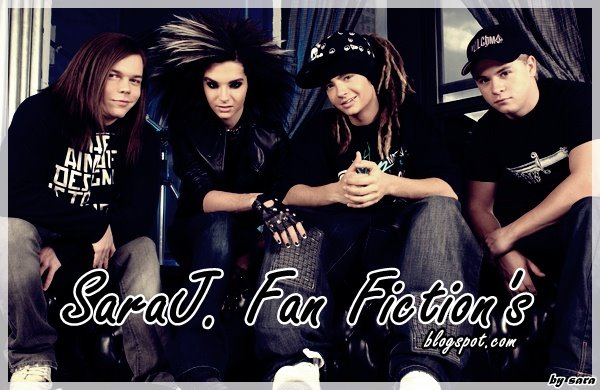 SaraJ. Fan Fiction's