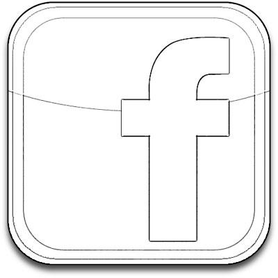 Facebook Logo Sketch - Image Sketch