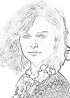 Natalie Portman Sketch