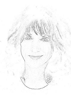 Katey Sagal Sketch