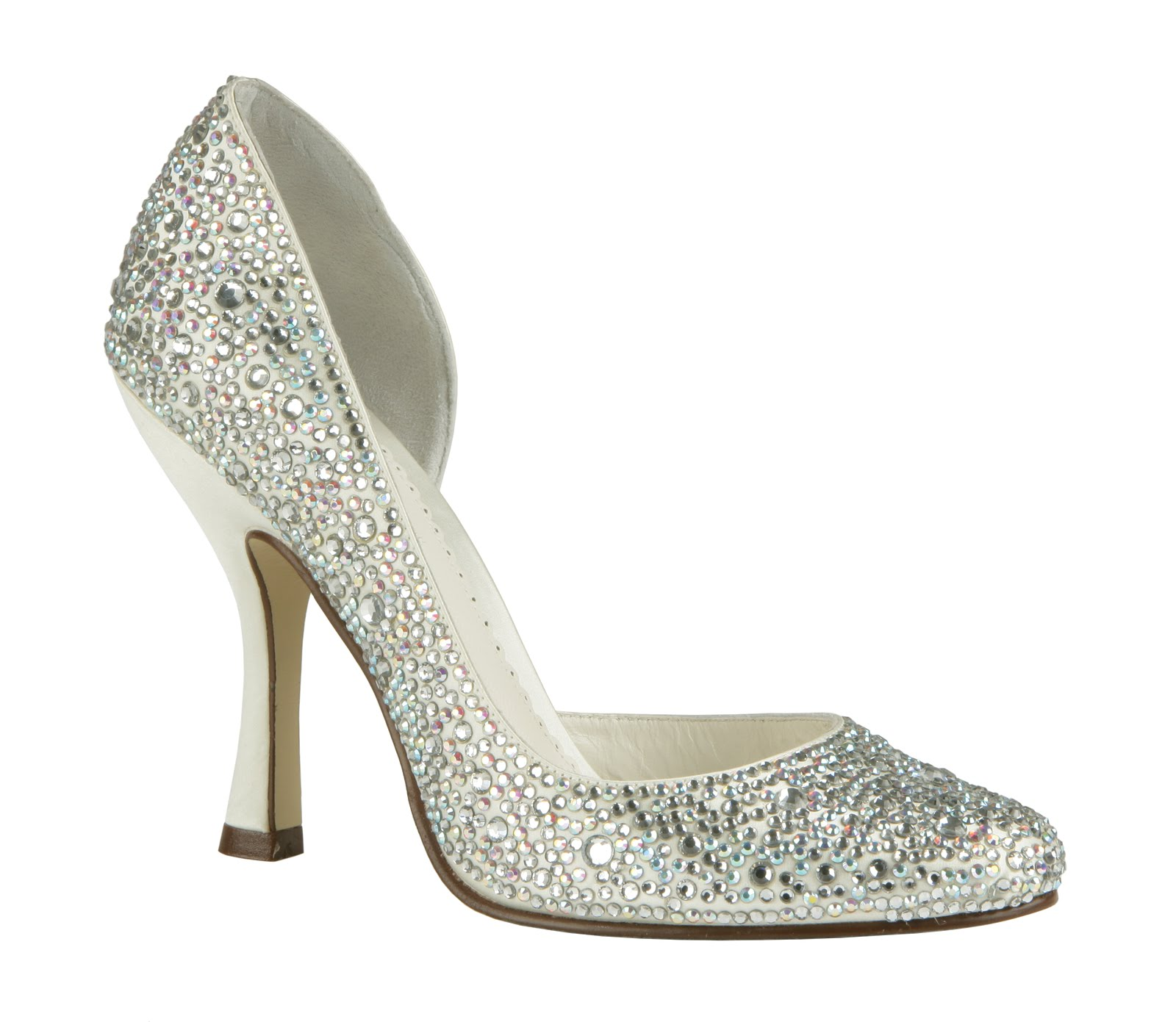 Meet the newest wedding shoes