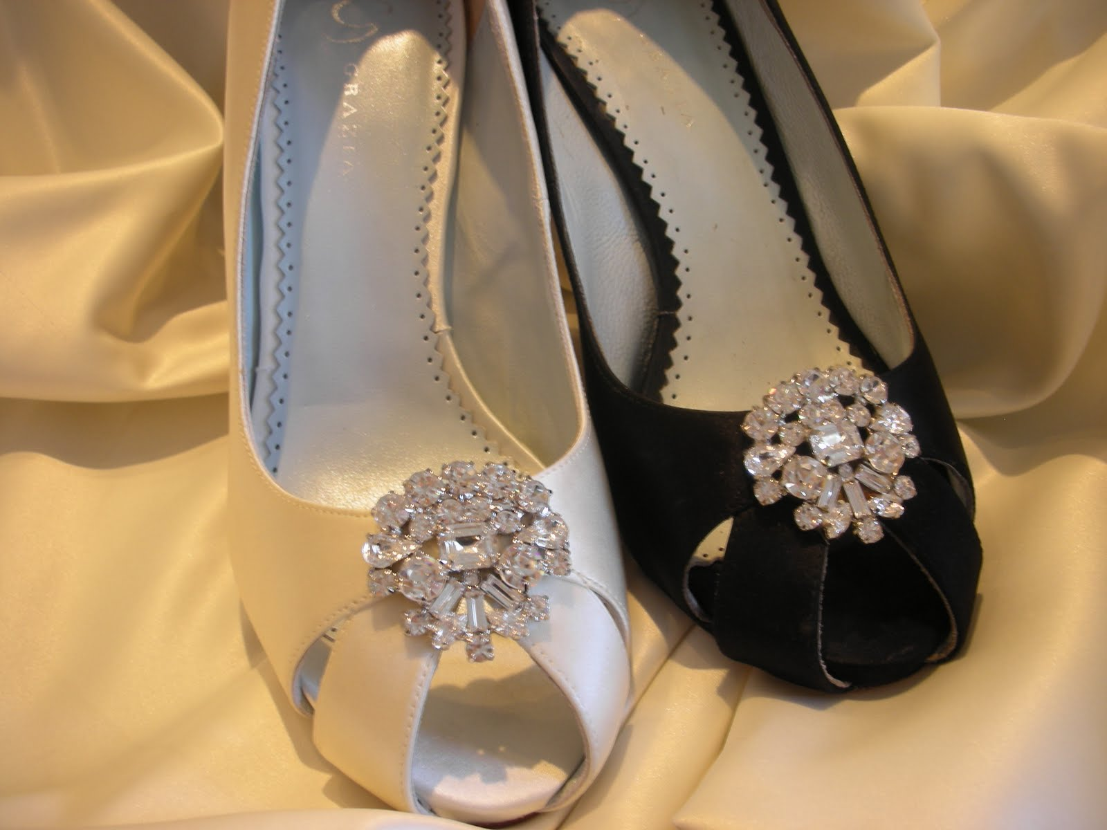 Dyeing Bridal Shoes After The Wedding
