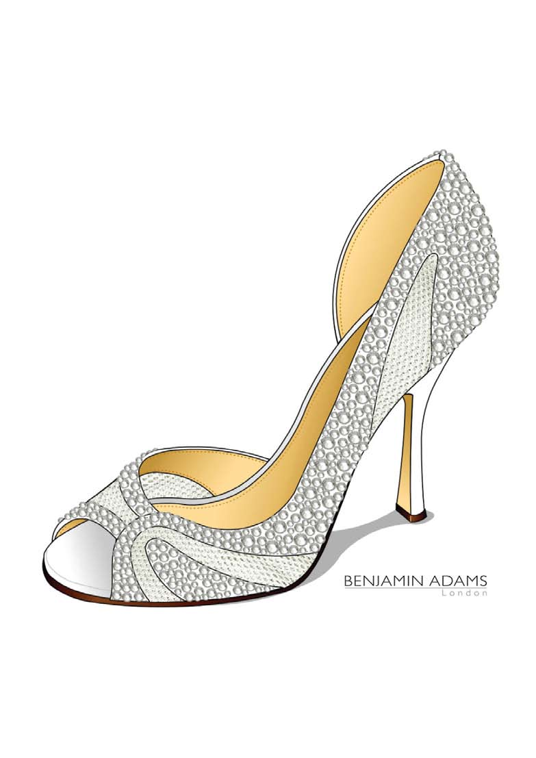 A Wedding Shoe For The Almost Princess Kate
