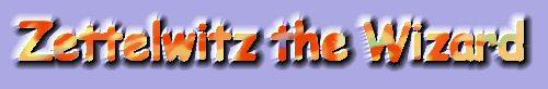 Zauberer Zettelwitz