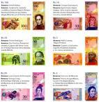 """CONOZCA LOS NUEVOS BILLETES Y MONEDAS """"BOLIVAR FUERTES"""""""