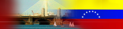 CONSULADO GENERAL DE LA REPUBLICA BOLIVARIANA DE VENEZUELA EN BOSTON - U.S.A