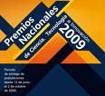 PREMIOS NACIONALES DE CIENCIA, TECNOLOGÍA E INNOVACIÓN