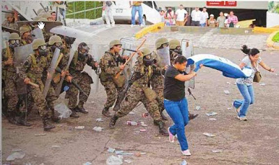 Edg Noticias Ciudadanos Hondure Os Solicitan Asilo