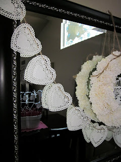 Shabby Chic Heart Garland Tutorial