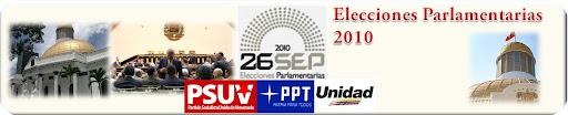 Parlamentarias 2010. Rumbo al 26S