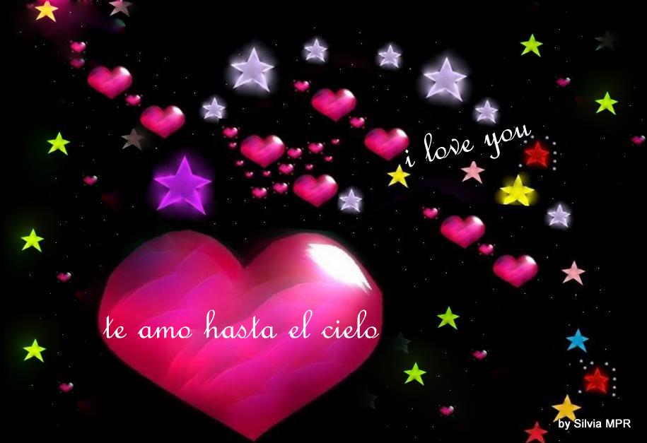 corazones de amor y poemas. corazones de amor para
