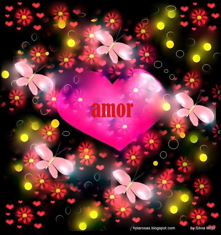 Imagenes de amor con movimiento y brillo gratis