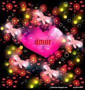 Es sobre natural el amor.Cuantas veces parece estar ahi, invisible y en . amor mariposas flores corazones