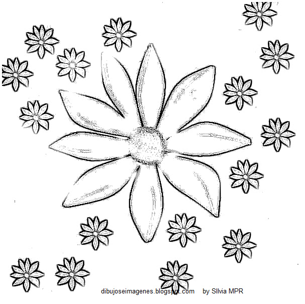 Dibujos e Imagenes - Easy coloring pages: Colorear y pintar ...