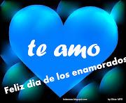 Imagenes De Amor: Imagenes enamorados ,corazones colores azul de amor te amo . (corazones de amor)