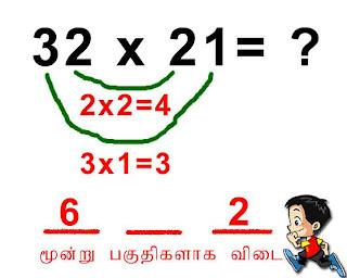 மின்னல் கணிதம் - 5 Multiply_2_digits_M1_06