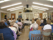 Invitational Lecture/Demo at Lexington Arts & Crafts Society, MA 2007