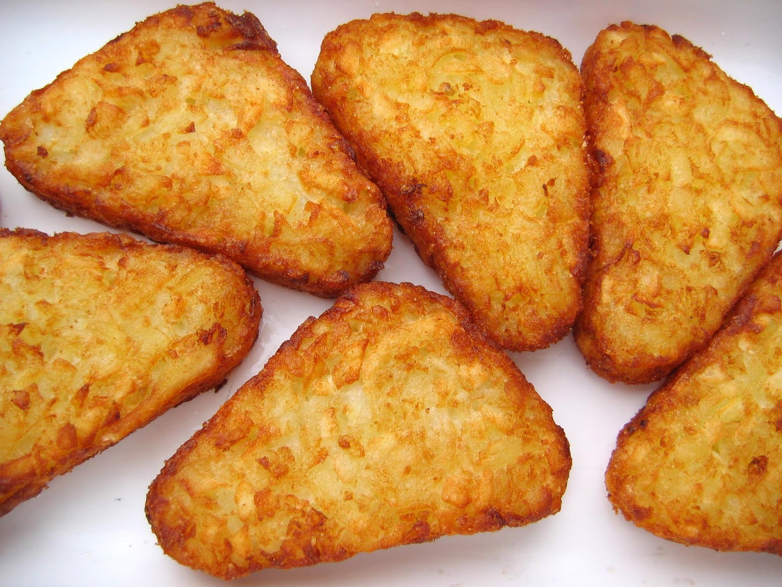 How To Make Hash Browns Like Mcdonalds hash brown trouble : cooking