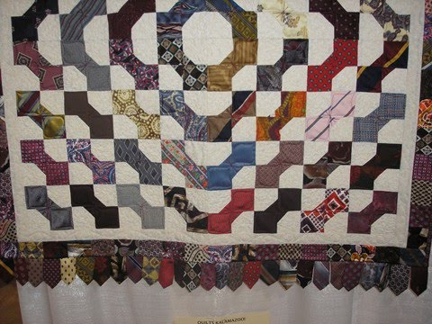 QUILT PATTERNS FROM NECKTIES My Quilt Pattern