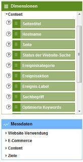 web analytics inside google analytics ereignis tracking erweiterte segmente