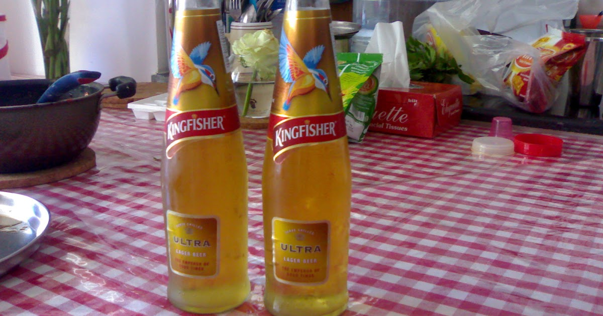 Offensive Indian Kingfisher Ultra Beer Review