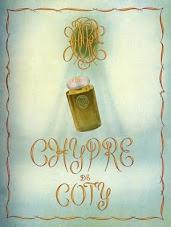 Chypre Coty 1917
