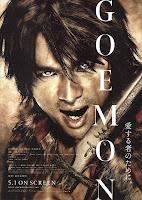 Goemon (2009) online y gratis