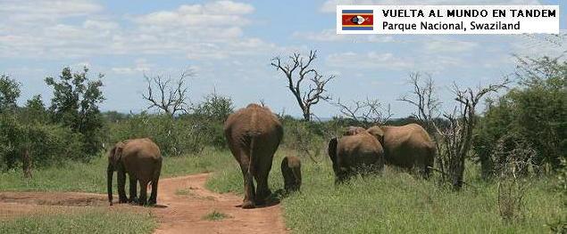 El mundo en tándem - Swaziland