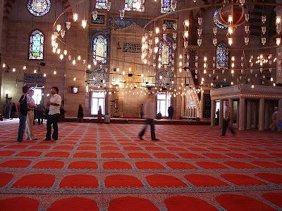 صور مساجد تاريخية في تركيا