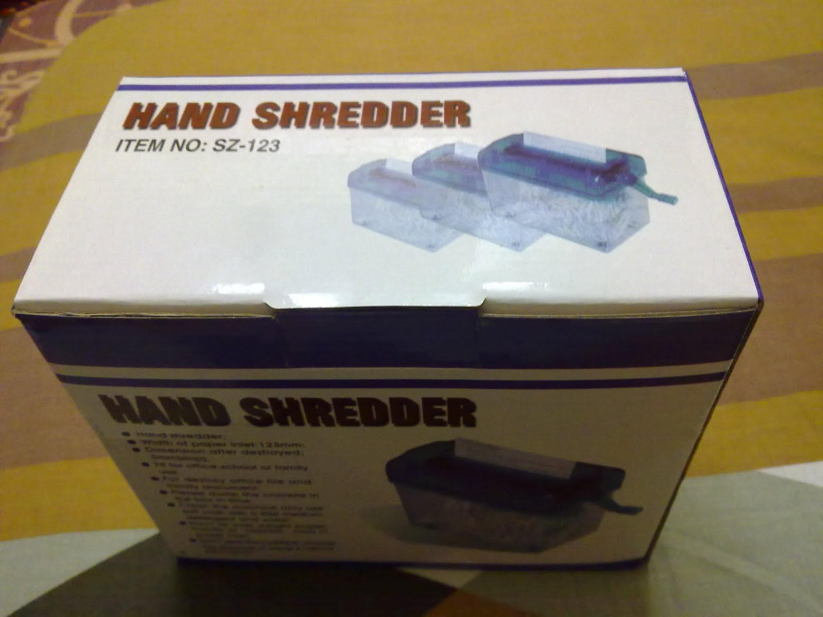 mini paper shredder for sale New and used paper shredders, security shredders, and industrial shredders for sale.