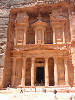 Petra, a dead, peopleless city, soon to be replicated near you.