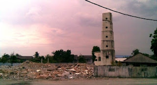 Masjid Bukit Besar...Destroyed