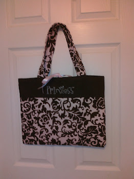 Princess Diaper Bag