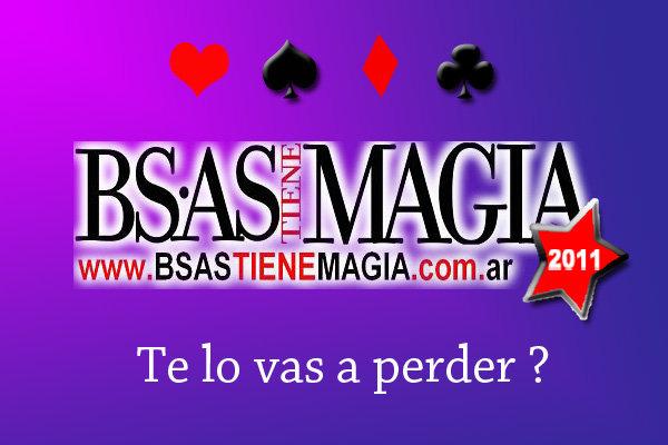 Buenos Aires Tiene Magia