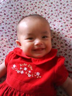 Nur Aimy Afifah (6bln - 5.2kg)