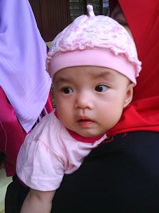 Nur Aimy Afifah (7 bln=5.9kg)